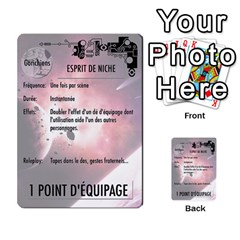 Final Frontier Gimmicks By Casque Noir   Multi Purpose Cards (rectangle)   G4nnw379ziza   Www Artscow Com Front 6