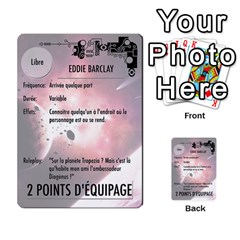 Final Frontier Gimmicks By Casque Noir   Multi Purpose Cards (rectangle)   G4nnw379ziza   Www Artscow Com Front 51