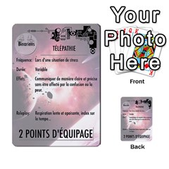 Final Frontier Gimmicks By Casque Noir   Multi Purpose Cards (rectangle)   G4nnw379ziza   Www Artscow Com Front 11