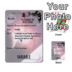 Final Frontier Gimmicks By Casque Noir   Multi Purpose Cards (rectangle)   G4nnw379ziza   Www Artscow Com Front 12