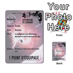 Final Frontier Gimmicks By Casque Noir   Multi Purpose Cards (rectangle)   G4nnw379ziza   Www Artscow Com Front 13