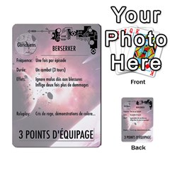 Final Frontier Gimmicks By Casque Noir   Multi Purpose Cards (rectangle)   G4nnw379ziza   Www Artscow Com Front 14