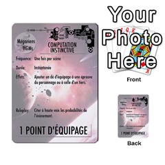 Final Frontier Gimmicks By Casque Noir   Multi Purpose Cards (rectangle)   G4nnw379ziza   Www Artscow Com Front 15