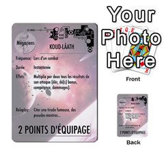 Final Frontier Gimmicks By Casque Noir   Multi Purpose Cards (rectangle)   G4nnw379ziza   Www Artscow Com Front 19