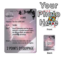 Final Frontier Gimmicks By Casque Noir   Multi Purpose Cards (rectangle)   G4nnw379ziza   Www Artscow Com Front 25