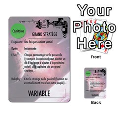 Final Frontier Gimmicks By Casque Noir   Multi Purpose Cards (rectangle)   G4nnw379ziza   Www Artscow Com Front 27