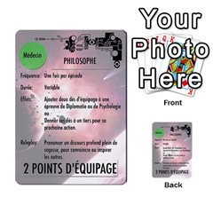 Final Frontier Gimmicks By Casque Noir   Multi Purpose Cards (rectangle)   G4nnw379ziza   Www Artscow Com Front 30