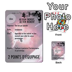 Final Frontier Gimmicks By Casque Noir   Multi Purpose Cards (rectangle)   G4nnw379ziza   Www Artscow Com Front 32