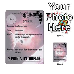 Final Frontier Gimmicks By Casque Noir   Multi Purpose Cards (rectangle)   G4nnw379ziza   Www Artscow Com Front 47