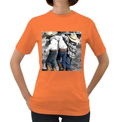 Cowboys Womens' T Shirt (colored) by dray6389