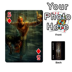 Lol Front/back Cards By Max Curtis   Playing Cards 54 Designs   Agvs7ad58sca   Www Artscow Com Front - Diamond5