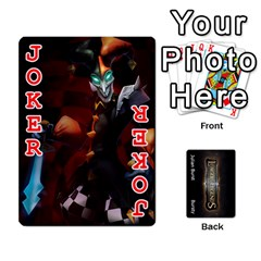 Lol Front/back Cards By Max Curtis   Playing Cards 54 Designs   Agvs7ad58sca   Www Artscow Com Front - Joker2