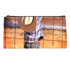 Little Cowboy Pencil Case by dray6389