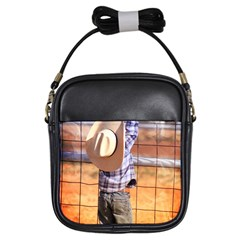Little Cowboy Girl s Sling Bag by dray6389