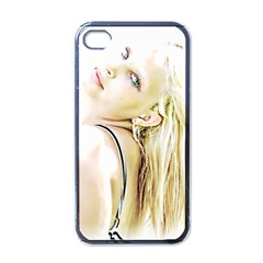 Rissa Apple Iphone 4 Case (black) by dray6389