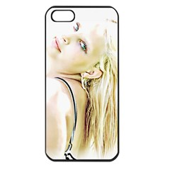 Rissa Apple Iphone 5 Seamless Case (black) by dray6389