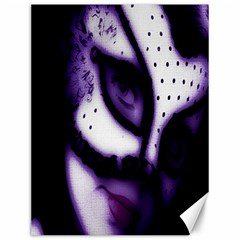 Purple M Canvas 12  X 16  (unframed) by dray6389