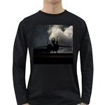 C3 Mens' Long Sleeve T-shirt (Dark Colored)