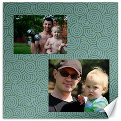 Family  By Family   Canvas 20  X 20    Vt11kld37231   Www Artscow Com 20 x20 Canvas - 8