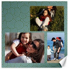 Family  By Family   Canvas 20  X 20    Vt11kld37231   Www Artscow Com 20 x20 Canvas - 9