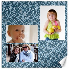 Family  By Family   Canvas 20  X 20    Vt11kld37231   Www Artscow Com 20 x20 Canvas - 10