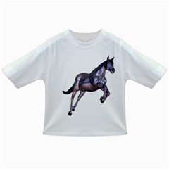 Metal Horse 1 Baby T Shirt