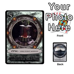 Lost Legacy   Stargate Atlantis By Ajax   Playing Cards 54 Designs   2t9hf6o95msx   Www Artscow Com Front - Heart10
