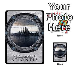 Lost Legacy   Stargate Atlantis By Ajax   Playing Cards 54 Designs   2t9hf6o95msx   Www Artscow Com Back