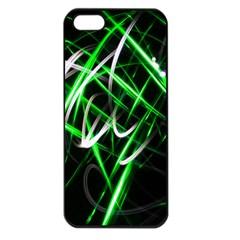Illumination 1 Apple iPhone 5 Seamless Case (Black)