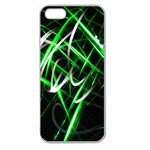 Illumination 1 Apple Seamless iPhone 5 Case (Clear)