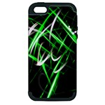 Illumination 1 Apple iPhone 5 Hardshell Case (PC+Silicone)