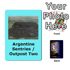 Tfl Iabsm Falklands Deck Argentine By Joe Collins   Playing Cards 54 Designs   Z9yc316d1qh6   Www Artscow Com Front - Heart4