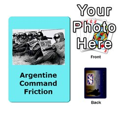 Tfl Iabsm Falklands Deck Argentine By Joe Collins   Playing Cards 54 Designs   Z9yc316d1qh6   Www Artscow Com Front - Spade5