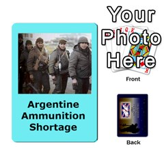 Tfl Iabsm Falklands Deck Argentine By Joe Collins   Playing Cards 54 Designs   Z9yc316d1qh6   Www Artscow Com Front - Spade6