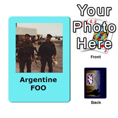 Tfl Iabsm Falklands Deck Argentine By Joe Collins   Playing Cards 54 Designs   Z9yc316d1qh6   Www Artscow Com Front - Club4