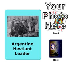 Tfl Iabsm Falklands Deck Argentine By Joe Collins   Playing Cards 54 Designs   Z9yc316d1qh6   Www Artscow Com Front - Spade9