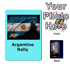 Jack Tfl Iabsm Falklands Deck Argentine By Joe Collins   Playing Cards 54 Designs   Z9yc316d1qh6   Www Artscow Com Front - SpadeJ