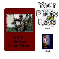 Tfl Iabsm Falklands Deck Uk By Joe Collins   Playing Cards 54 Designs   8v3ffqg6srcf   Www Artscow Com Front - Diamond2