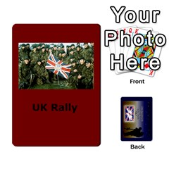Tfl Iabsm Falklands Deck Uk By Joe Collins   Playing Cards 54 Designs   8v3ffqg6srcf   Www Artscow Com Front - Diamond10