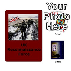King Tfl Iabsm Falklands Deck Uk By Joe Collins   Playing Cards 54 Designs   8v3ffqg6srcf   Www Artscow Com Front - DiamondK