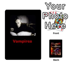 West Wind Gothic Horror Deck Ii By Joe Collins   Playing Cards 54 Designs   6x60nf69t1gy   Www Artscow Com Front - Spade2