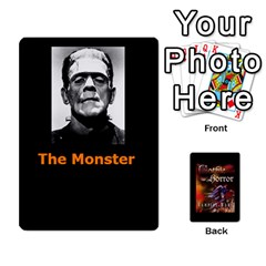 West Wind Gothic Horror Deck Ii By Joe Collins   Playing Cards 54 Designs   6x60nf69t1gy   Www Artscow Com Front - Heart4