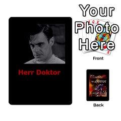 West Wind Gothic Horror Deck Ii By Joe Collins   Playing Cards 54 Designs   6x60nf69t1gy   Www Artscow Com Front - Heart7