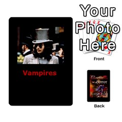 West Wind Gothic Horror Deck Ii By Joe Collins   Playing Cards 54 Designs   6x60nf69t1gy   Www Artscow Com Front - Spade4