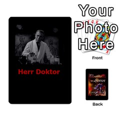 West Wind Gothic Horror Deck Ii By Joe Collins   Playing Cards 54 Designs   6x60nf69t1gy   Www Artscow Com Front - Heart9