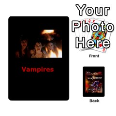 West Wind Gothic Horror Deck Ii By Joe Collins   Playing Cards 54 Designs   6x60nf69t1gy   Www Artscow Com Front - Spade5