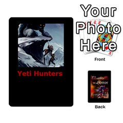 West Wind Gothic Horror Deck Ii By Joe Collins   Playing Cards 54 Designs   6x60nf69t1gy   Www Artscow Com Front - Diamond10