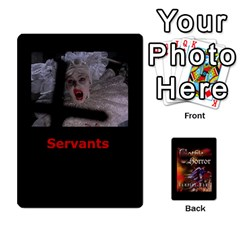 West Wind Gothic Horror Deck Ii By Joe Collins   Playing Cards 54 Designs   6x60nf69t1gy   Www Artscow Com Front - Spade6