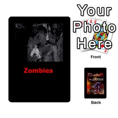 Jack West Wind Gothic Horror Deck Ii By Joe Collins   Playing Cards 54 Designs   6x60nf69t1gy   Www Artscow Com Front - ClubJ