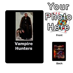West Wind Gothic Horror Deck Ii By Joe Collins   Playing Cards 54 Designs   6x60nf69t1gy   Www Artscow Com Front - Spade8